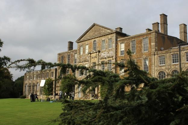 Mansion, Aynhoe Park, Oxfordshire