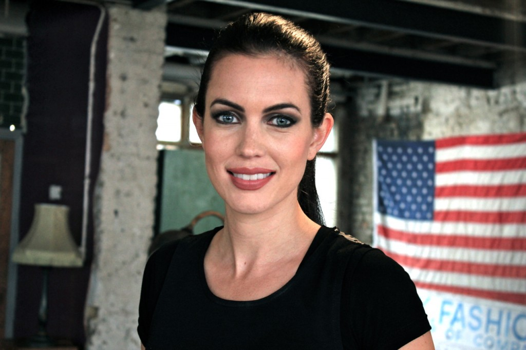 Charlotte Beckett jako Olive Green