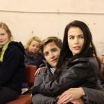 Danny Mahoney, Charlotte Beckett - David Owen, Olive Green