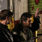 Danny Mahoney, Dan Avery - David Owen, ALfie The Fixer