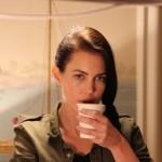 Charlotte Beckett - Olive Green