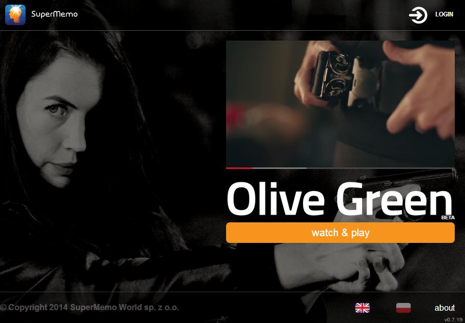 OliveGreen beta